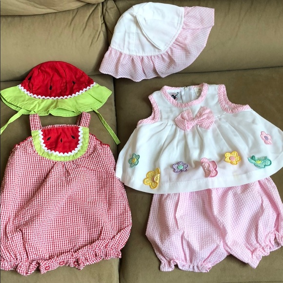 baby okee dokie Other - ❤️Five pieces ❤️ Baby girls